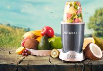 П'ять здорових рецептів для NutriBullet