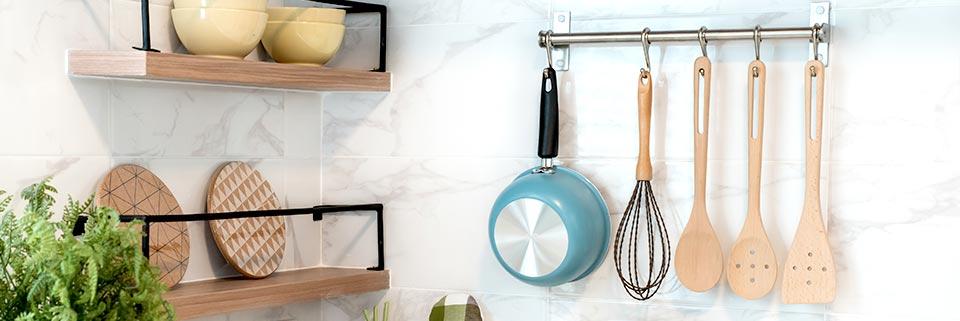 Аксесуари та кухонне приладдя