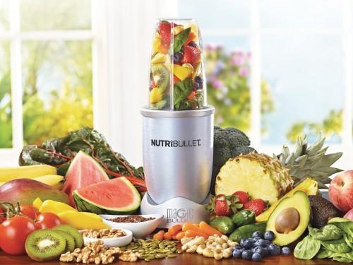 NutriBullet 600 Вт (сріблястий)