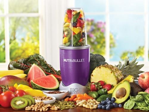 [Ексклюзив] NutriBullet 600 Вт фіолетовий