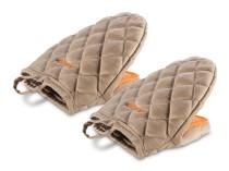 Chef Кухонні рукавички із силіконовими вставками