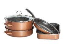 Набір посуду Grande CopperLUX