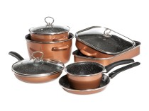 Набір посуду Mega CopperLUX