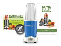NutriBullet 600 Вт (блакитний)