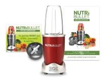 NutriBullet 600 Вт (червоний)