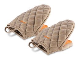 Кухонна рукавичка із силіконовими вставками, 2 шт Brava