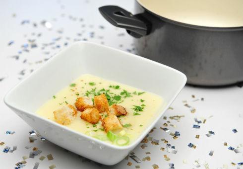 Часниковий суп