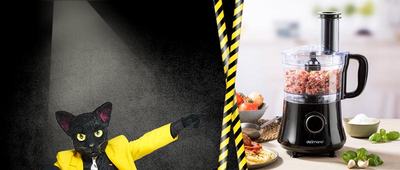 Кухонний комбайн 7-в-1