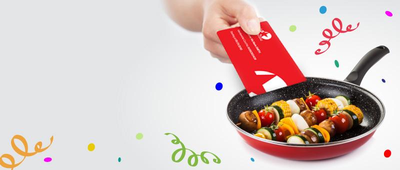Смачний подарунок новим членам Клубу 5★