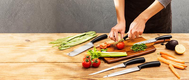 Набір ножів Brava