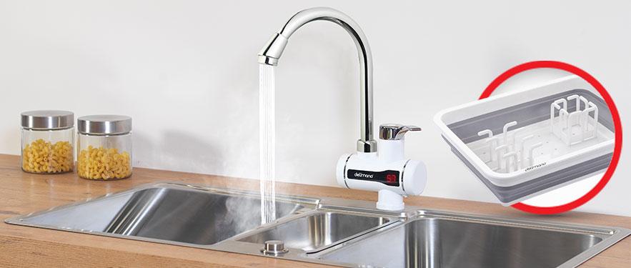 Цифровий миттєвий водонагрівач Pro
