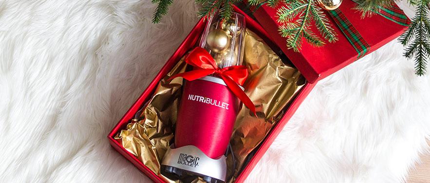 Червоний NutriBullet (600 Вт)