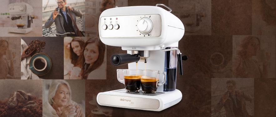 Кавомашина Espresso Joy