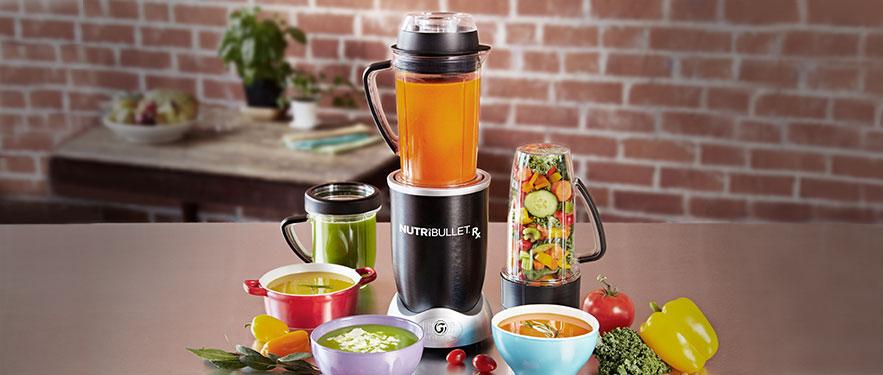 NutriBullet RX - король здорового харчування!