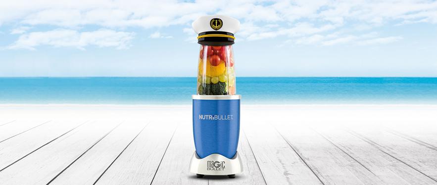 Готуйтесь до літа з NutriBullet!