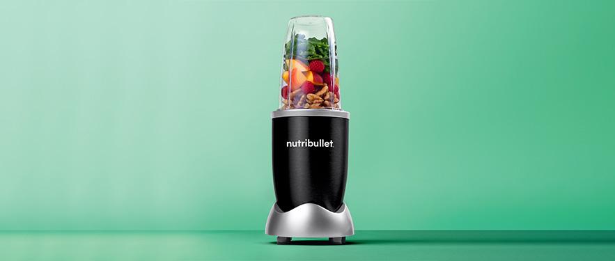 Кухонний процесор NutriBullet 600 Вт Чорний