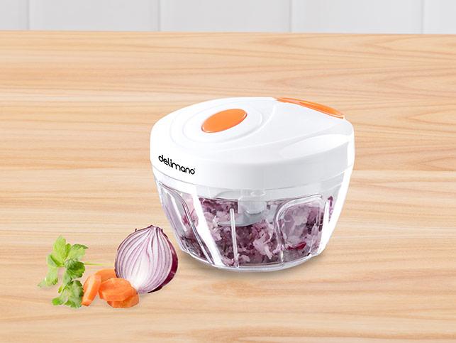 Delimano Brava Chop Express & Salad Spinner